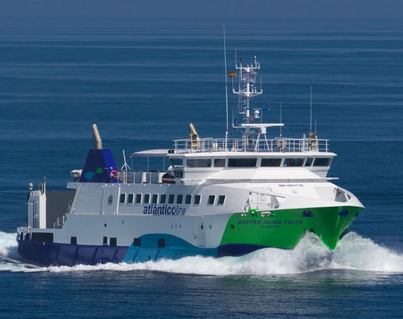 ferry Mestre Jaime Feijó