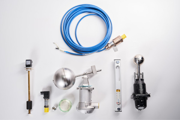 válvulas y control de fluidos